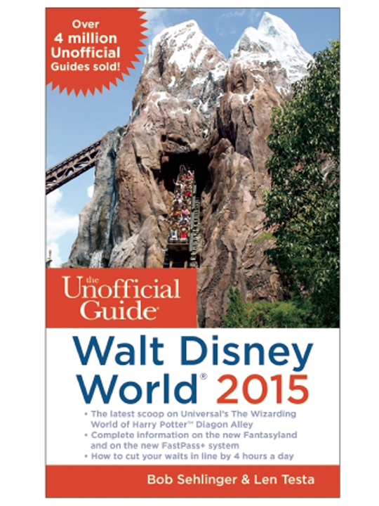 The unofficial guide to Walt Disney World & EPCOT (Book ...