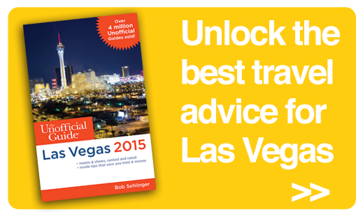Las Vegas travel books