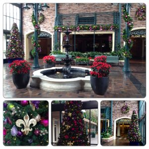 Disney Resort Holiday Decorations