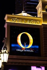 Cirque du Soleil Las Vegas