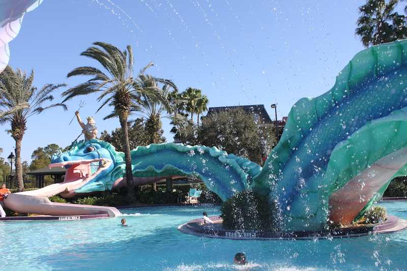 Walt Disney World Pools The Unofficial Guides