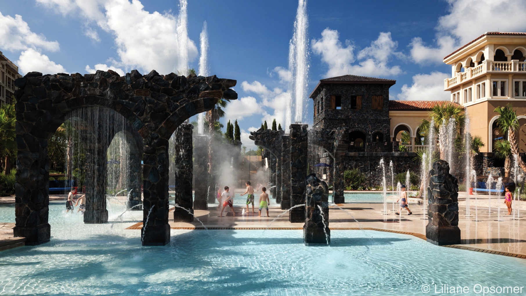 Disney world swimming pools the unofficial guides for Pool show orlando 2015