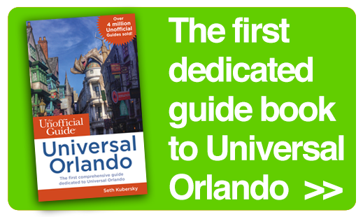 Universal Orlando books
