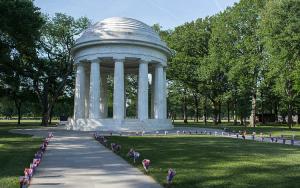 DC World War I Memorial