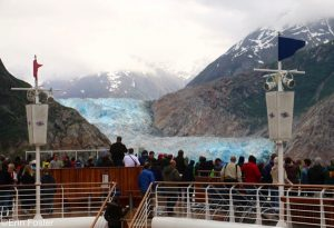 Alaska Glacier viewing