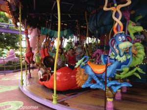 Seuss Carousel