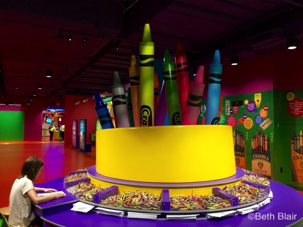 Crayola experience moa coupons