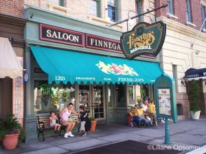 Universal Orlando dining options