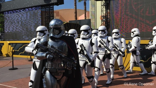 March of the First Order DHS