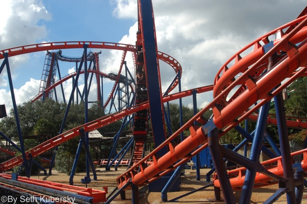 Seven Top Thrill Rides At Busch Gardens The Unofficial