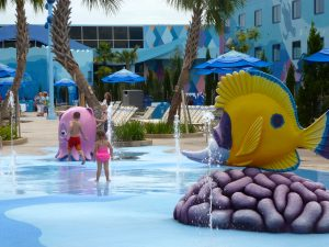 AOA Kids Splash Area Big Blue Pool