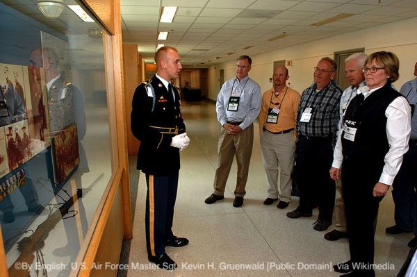 Book A Tour Of The Pentagon