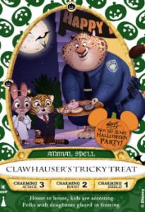 Sorcerers Halloween Card 2016