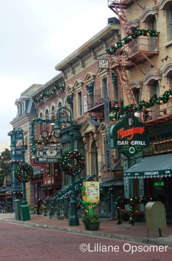 Christmas Celebrations at Universal Orlando - The ...
