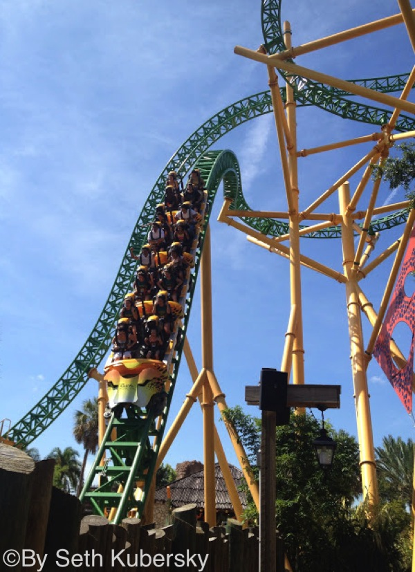 The Top 16 Central Florida Roller Coasters The Unofficial Guides