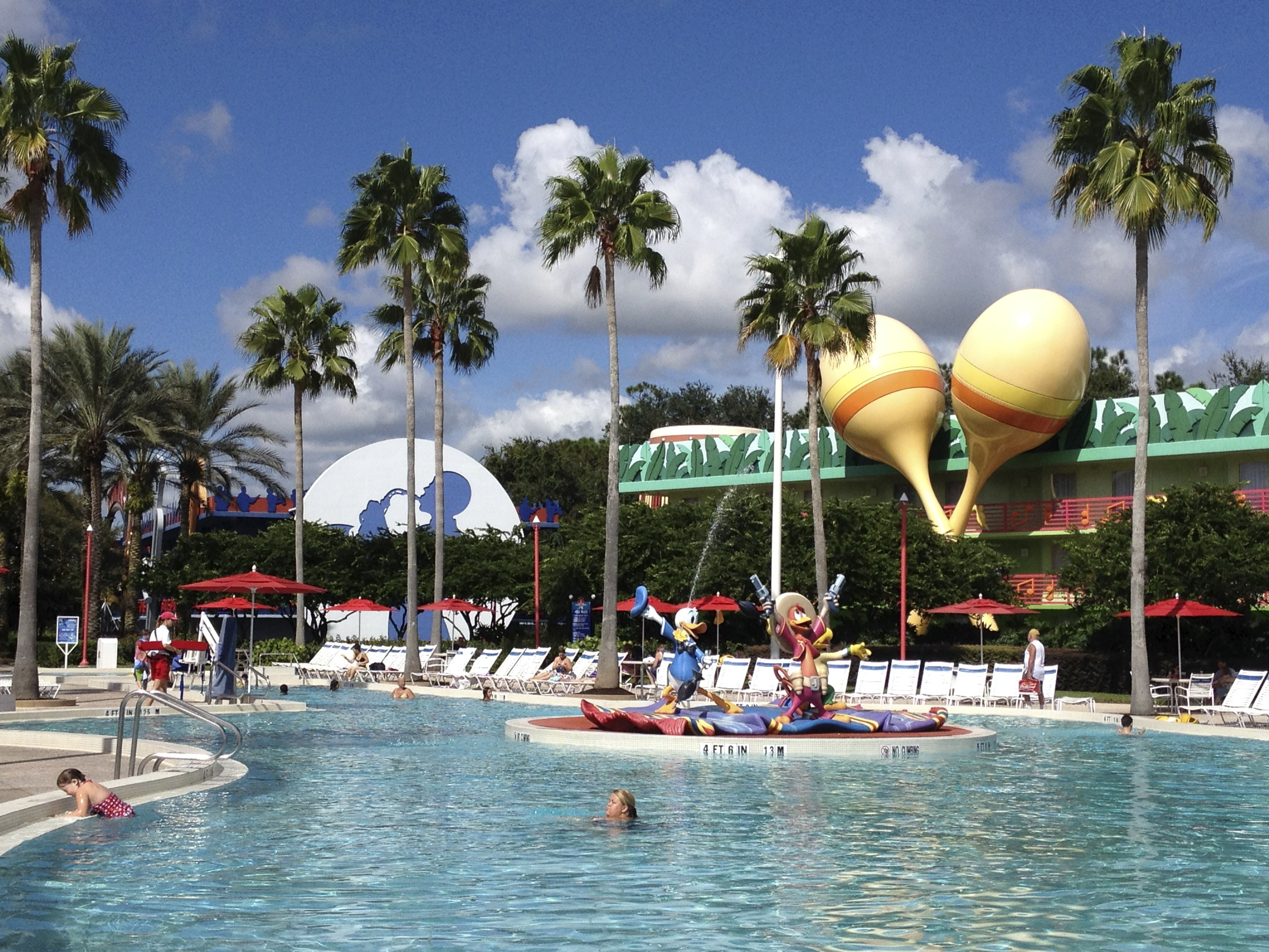 A Photo Tour Of The All Star Resorts The Unofficial Guides