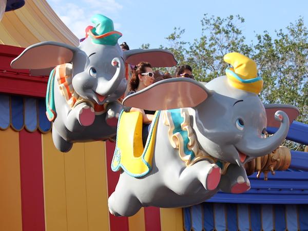 Best Family Friendly Rides At Walt Disney World The