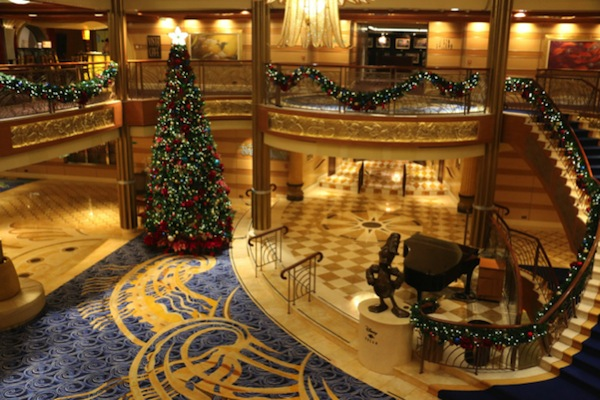 as with all disney cruises your sailing includes nearly all food entertainment and lots of special touches but on a very merrytime cruise