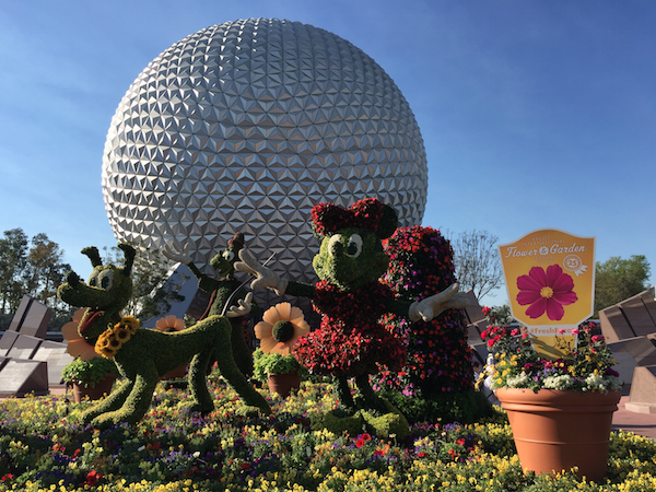 Fun Activities For Kids At Epcot S International Flower