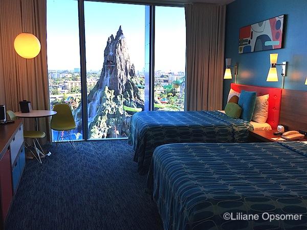 Cabana Bay Beach Resort tower room