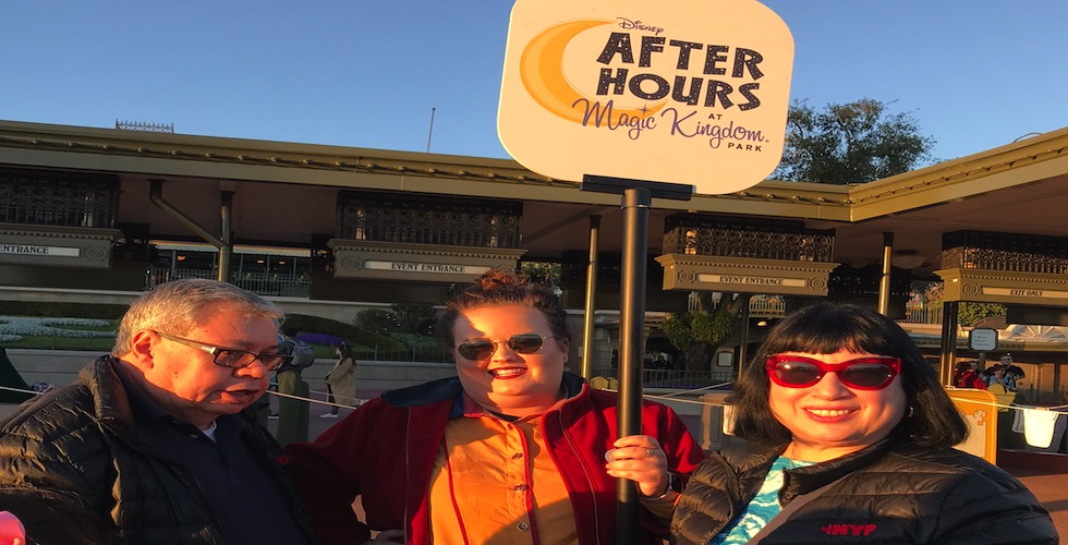 After Hour Banner