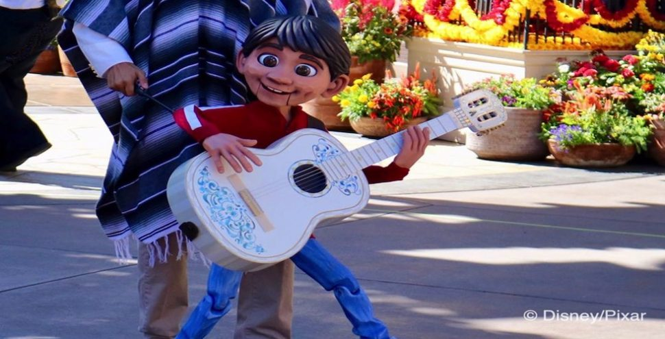 Miguel puppet from Coco