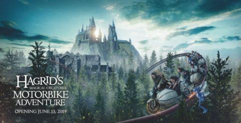 Hagrid's Magical Creatures Motorbike Adventure featured