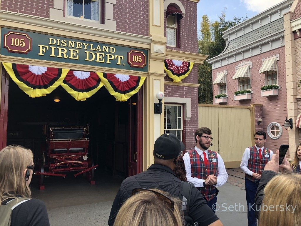 Review: Walk in Walt's Disneyland Footsteps Tour - The Unofficial Guides