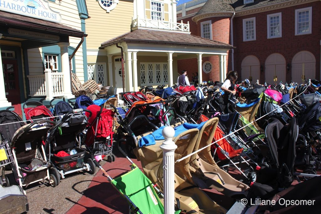 Disney stroller