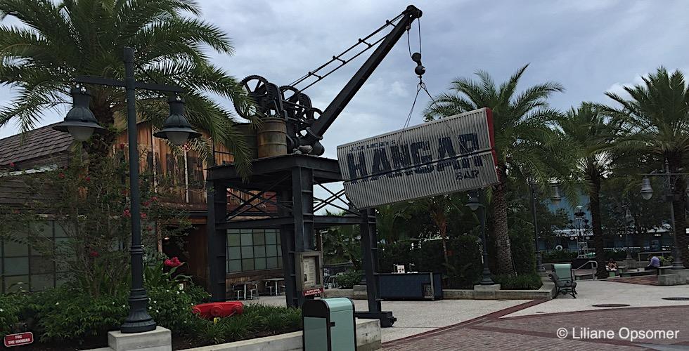 Jock Lindsey's Bar Banner