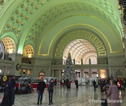 Union Station Christmas 2020 Union Station at Christmas   The Unofficial Guides