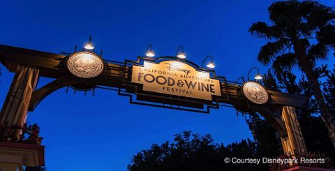 DCA Food and Wine Banner