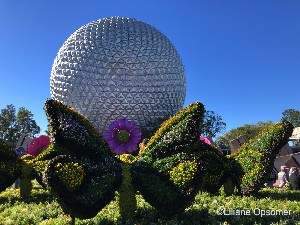 2019 epcot flower & garden festival is now open - the unofficial guides
