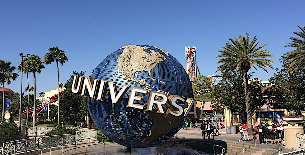 Universal Orlando Banner