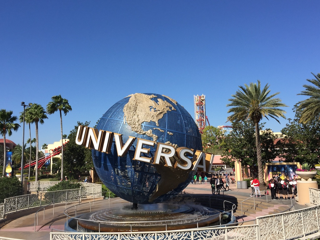 Universal Orlando Globe The Unofficial Guides