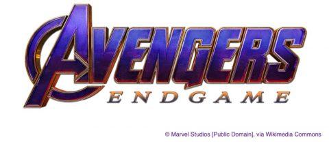 Avengers Endgame Logo Banner
