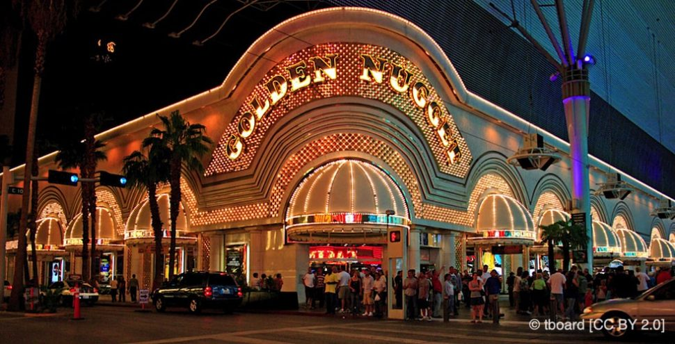Golden Nugget Banner