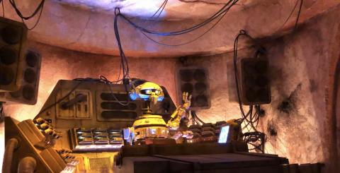 Rex Where to Eat and Drink on Batuu Banner