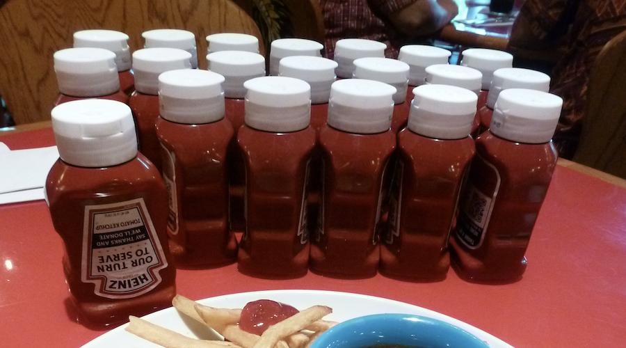 Ketchup banner