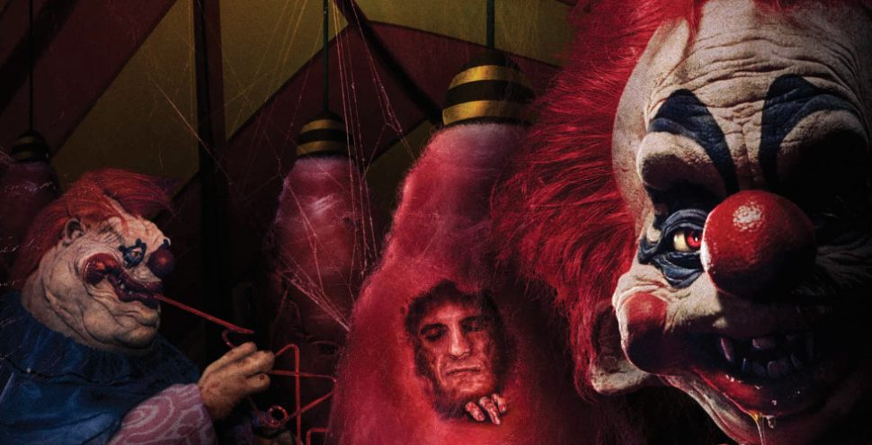 Killer Klowns from Outer Space Mazes at Halloween Horror Nights 2019 featured