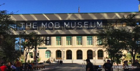 Mob Museum Banner