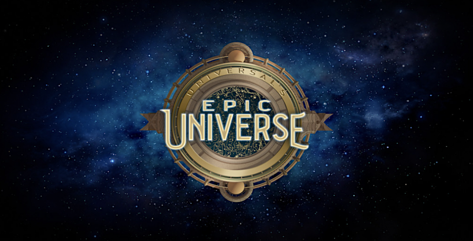 Epic Universe Banner