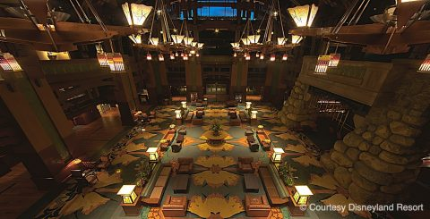Grand Californian Banner