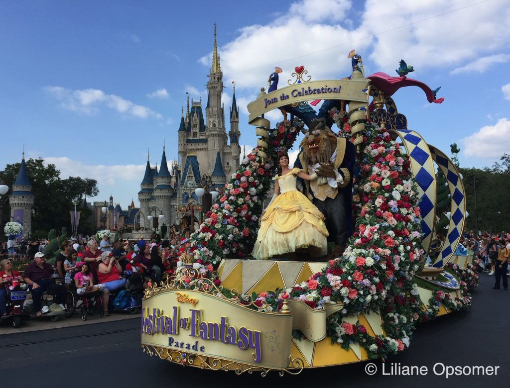 What Kids Like Best at Walt Disney World