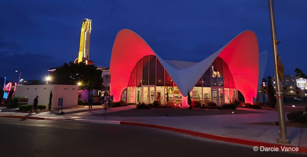 Neon Museum Las Vegas Banner