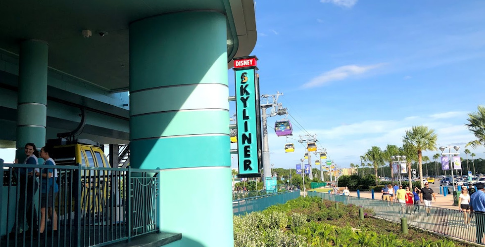 Disney Skyliner featured