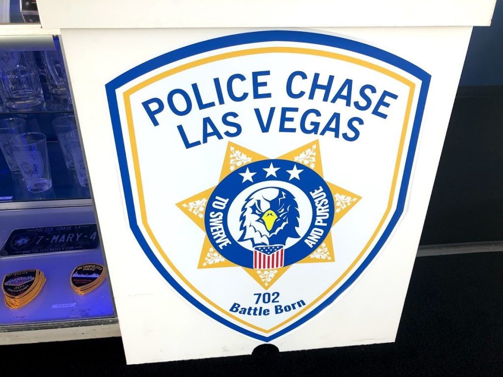 Police Chase Experience Las Vegas logo