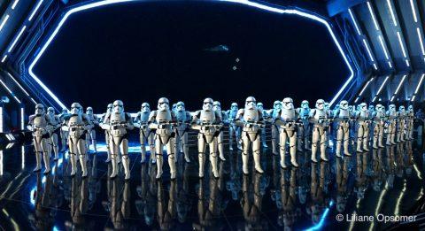Hangar Stormtroopers