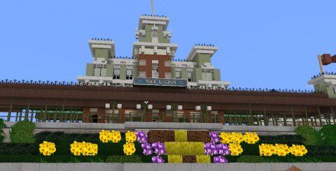 Imaginears Club Magic Kingdom entrance