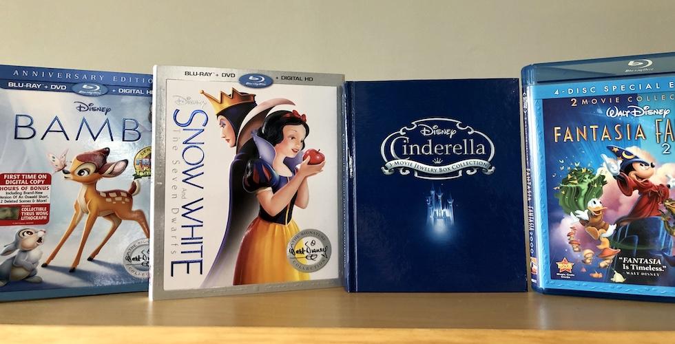 Disney movie banner